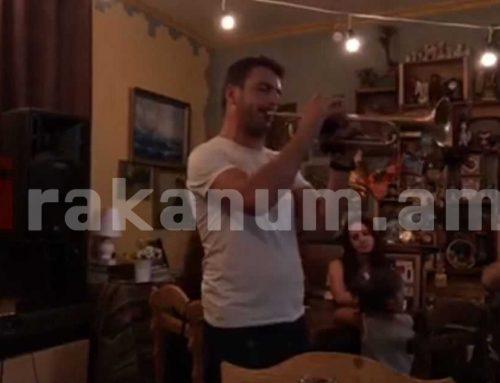 Վարչապետ Փաշինյանը Սևանում է՝ «Բոհեմ» սրճարանում (տեսանյութ)