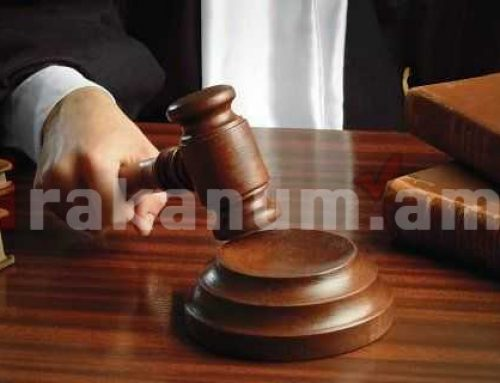 «Ժողովուրդ». Արմավիրի մարզի առաջին ատյանի դատավորը հրաժարականի դիմում է ներկայացրել. փոխնախարար է նշանակվելու