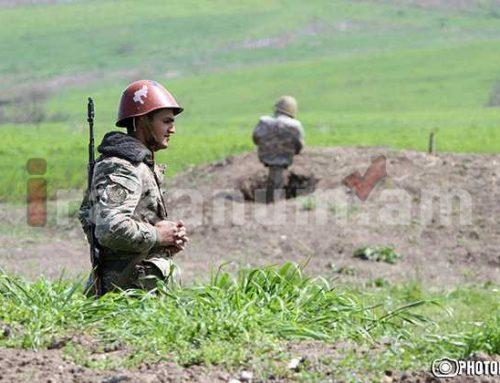 Տավուշի մարզում ՀՀ զինված ուժերը կարողացել են ավելի քան 140 հեկտար տարածք ազատագրել
