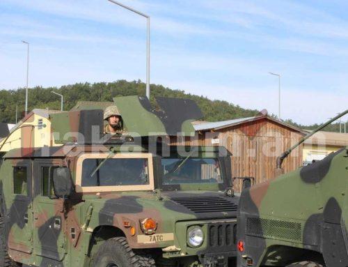 Հայ խաղաղապահները մասնակցել են զորավարժության նախապատրաստական փուլին