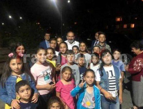 Երեխաները լուրն առնելով՝ եկան նկարվելու․ Փաշինյանի լուսանկարը Սեւանից