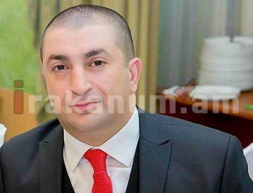 Պարոն Թովմասյանը հրաժարվել է շատերի պես «պաչել Փաշինյանի աջը». Գագիկ Համբարյան