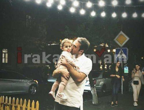 Սոս Ջանիբեկյանը փոքրիկ դստեր հետ նոր լուսանկար է հրապարակել