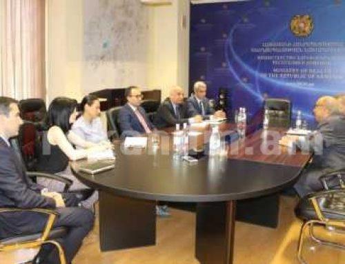 Արսեն Թորոսյանը և Հայաստանում Մալթայի դեսպանը քննարկել են ՀՀ բուժկազմակերպություններին նվիրաբերվող սարքավորումների մաքսազերծման գործընթացը