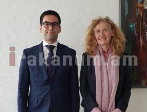 Հայաստանի և Ֆրանսիայի արդարադատության նախարարները պայմանավորվել են խորացնել համագործակցությունը
