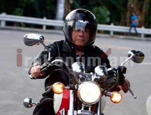 Ֆիլիպինների նախագահը տուժել է մոտոցիկլից ընկնելու հետեւանքով