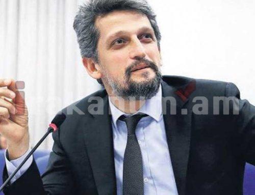 Թուրքիան փորձում է պատգամավորական անձեռնմխելիությունից զրկել Գարո Փայլանին և ևս 6 անձի