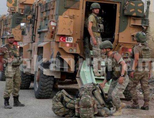 Թուրքիան դադարեցնում է ռազմական գործողությունը Սիրիայում