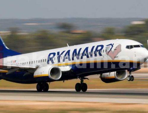«Ryanair»-ը հայտարարեց Երևանից Եվրոպայի խոշոր քաղաքներ չվերթների մասին՝ միջինը 35 եվրոյով