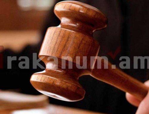 Դատարանը մերժեց դատախազ Պետրոս Պետրոսյանին բացարկ հայտնելու միջնորդությունը