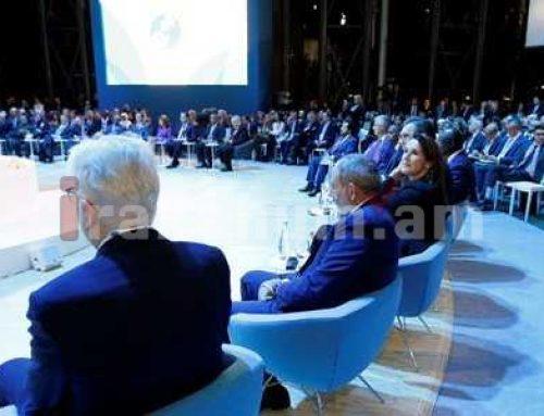 Ոչ ոք չի կարող Հայաստանի հետ խոսել ուժի դիրքերից. Փաշինյան