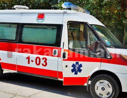 Ավտովթար՝ Արցախում. Քաշաթաղում Mercedes մակնիշի ավտոմեքենա է վթարվել, կա 3 զոհ