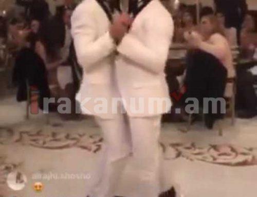 ԱՄՆ-ում երկու հայ տղա ամուսանցել են․ պարում են Ռազմիկ Ամյանի երգի ներքո (տեսանյութ)