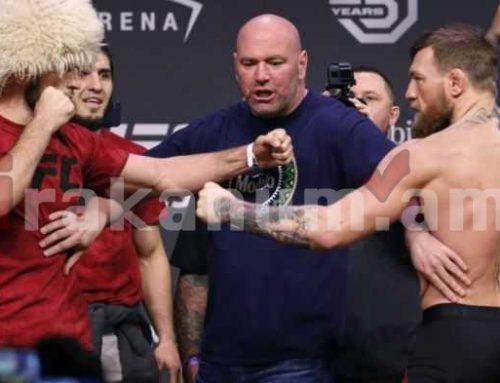 UFC-ի նախկին չեմպիոնը Նուրմագոմեդովին հորդորել է հարգանք դրսևորել Մաքգրեգորի նկատմամբ