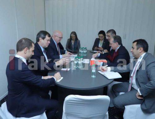 Մնացականյանի հանդիպել է ԱՄՆ պետքարտուղարի եվրոպական և եվրասիական հարցերով տեղակալ Ֆիլիպ Ռիքերի հետ