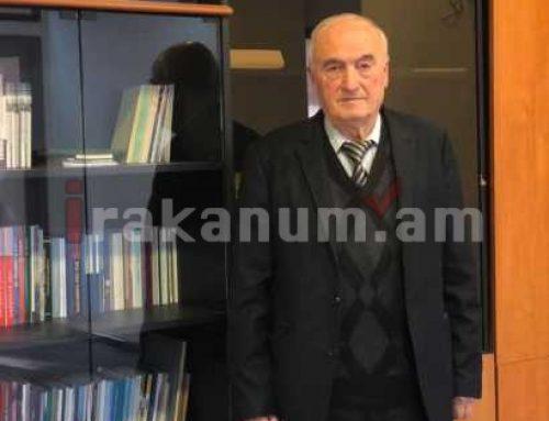 Հանրային խորհրդի պետաիրավական հարցերի հանձնաժողովը նախագահ է ընտրել