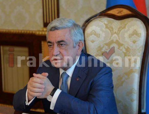 Գլխավոր դատախազությունը ստացել է Սերժ Սարգսյանի պաշտպանի բողոքը