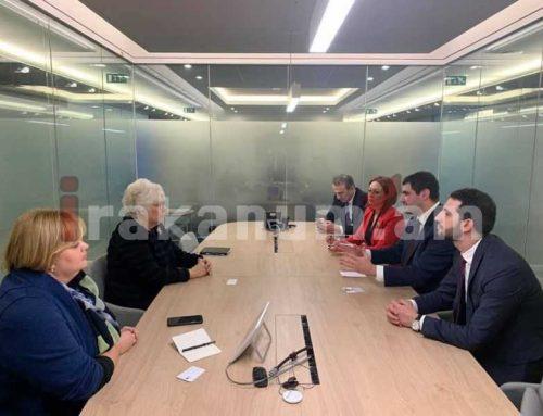 Հայ խորհրդարանականները մի շարք հանդիպումներ են ունեցել Եվրոպական խորհրդարանի գործընկերների հետ