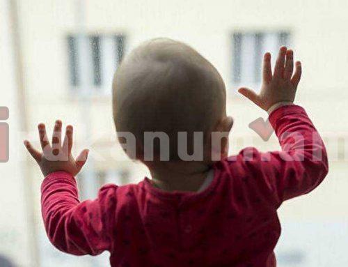 Պետերբուրգում փրկել են երեխային, որին մայրը ցանկանում էր դուրս նետել պատուհանից