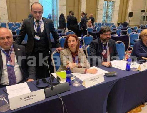 Եվրանեսթում ՀԱԷԿ-ի փակման հարցը դնելու Ադրբեջանի փորձը տապալվել է. ՀՀ պատվիրակության ղեկավար