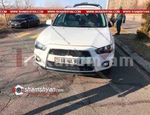 Գեղարքունիքում 62-ամյա վարորդը վրաերթի է ենթարկել Գավառի պետական համալսարանի ուսանողուհուն