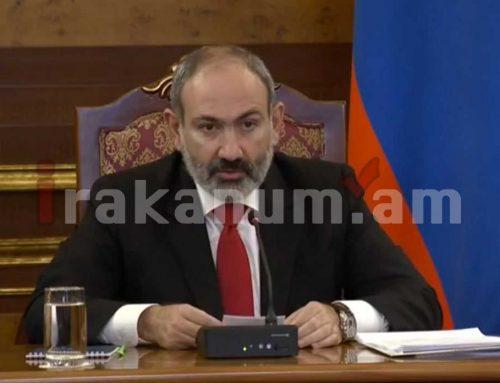 Հայաստանի և Արցախի անվտանգության թիվ մեկ պաշտպանը զինված ուժերն են. Նիկոլ Փաշինյան