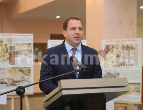 ՀՀ ՊՆ վարչական համալիրում բացվել է լուսանկարների ցուցահանդես
