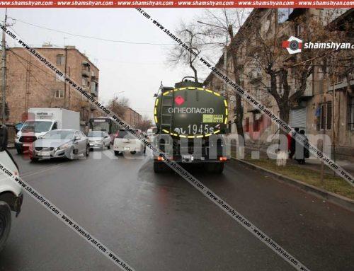 Երևանում ՊՆ ծառայողի կողմից КамАЗ-ով 10-ամյա երեխային մահվան ելքով վրաերթի ենթարկած վարորդը ստորագրությամբ ազատ է արձակվել