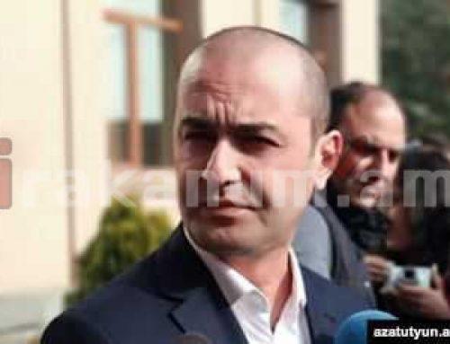 ՀՔԾ-ն՝ Հրայր Թովմասյանի բնակարանում խուզարկություն իրականացնելու և փաստաբանի հայտարարության մասին