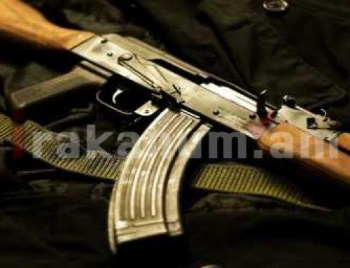 Արտակարգ դեպք Արմավիրի մարզում. սահմանային անցակետի փշալարերի տակով արգելված վայր անցած 2 քաղաքացին հայտնաբերվել են. նրանք եղել են զինված