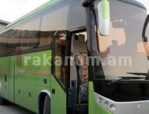 Թեհրան-Երեւան երթուղին սպասարկող ընկերության ավտոբուսը վթարի է ենթարկվել. ՀՀ քաղաքացիներ ավտոբուսում չեն եղել