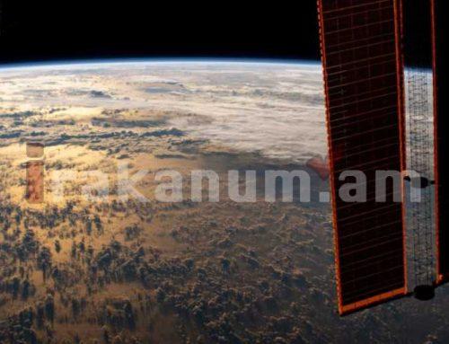 ՆԱՍԱ-ն «տիեզերական» արևածագի ուշագրավ լուսանկար է հրապարակել
