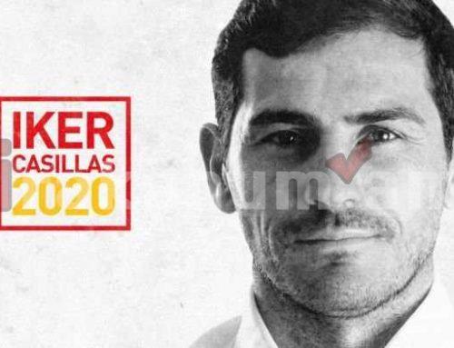 Կասիլյասը հայտարարել է Իսպանիայի ֆուտբոլի ֆեդերացիայի նախագահի պաշտոնում ընտրվելու մտադրության մասին