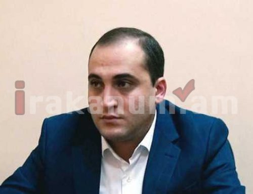 Սուտ մատնություն կատարելու համար մեղադրանք է առաջադրվել Նարեկ Սամսոնյանին