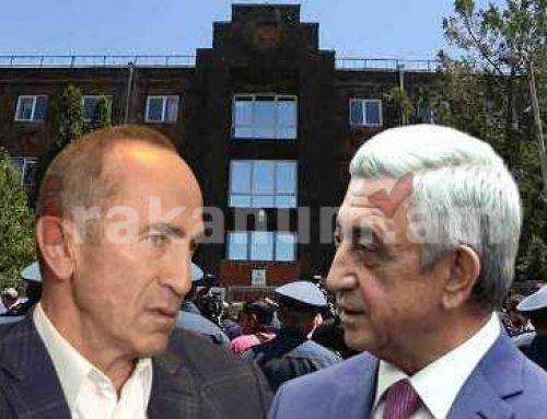 «Ժողովուրդ». Աննախադեպ իրավիճակ Հայաստանում․ երկրորդ և երրորդ նախագահների դատավարության հետքերով