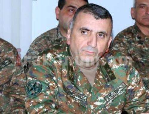 Այսօր ես թողնում եմ Արցախի զինված ուժերի հրամանատարի պաշտոնը. Կարեն Աբրահամյանի հայտարարությունը
