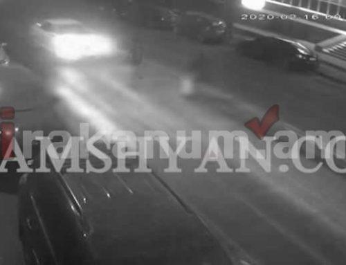 Տեսախցիկն արձանագրել է Երևանում 2 հետիոտնի մահացու վրաերթի ենթարկվելու պահը