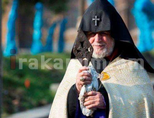 Ծաղկազարդի տոնին դուրս կբերվի Աստվածամուխ Սուրբ Գեղարդը