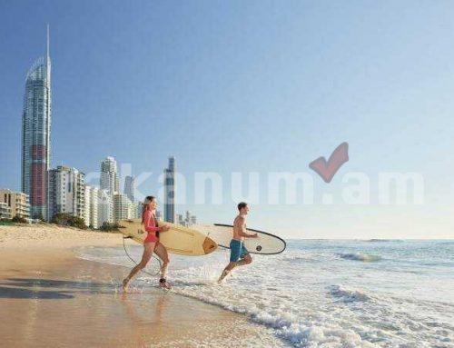 Ավստրալիան բացում է լողափերը