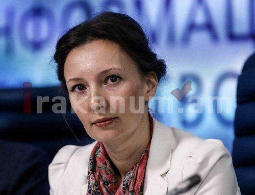 Ռուսաստանում երեխաների հարցերով մարդու իրավունքների պաշտպանը 7-րդ անգամ է մայրացել
