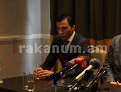 Ռաֆիկ Հայրապետյանը ինքնակամ ներկայացել է ոստիկանություն. ՔԿ