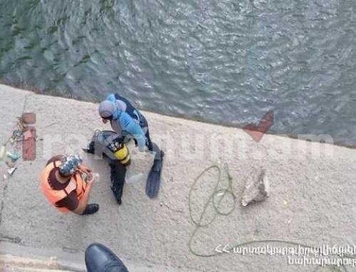 «Արգելի ՀԷԿ»-ի ջրավազանում քաղաքացի չի հայտնաբերվել