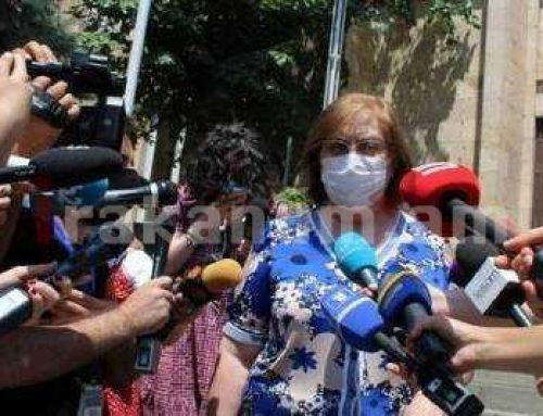 «Հրապարակ». Վահե Գրիգորյանն ու Արման Դիլանյանը սպառնացել են Ալվինա Գյուլումյանին