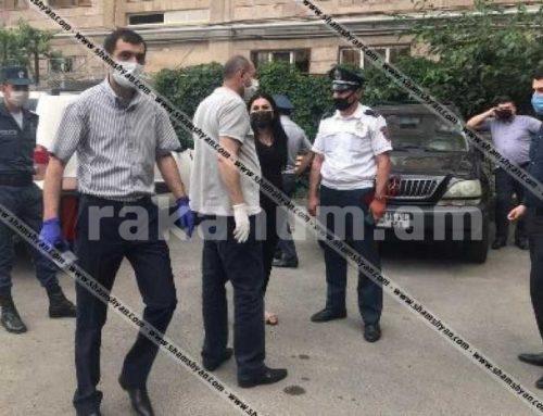 Արտակարգ դեպք Երևանում. բարձրահարկ շենքի մուտքում և բակում հայտնաբերվել են արնանման հետքեր. կա վիրավոր