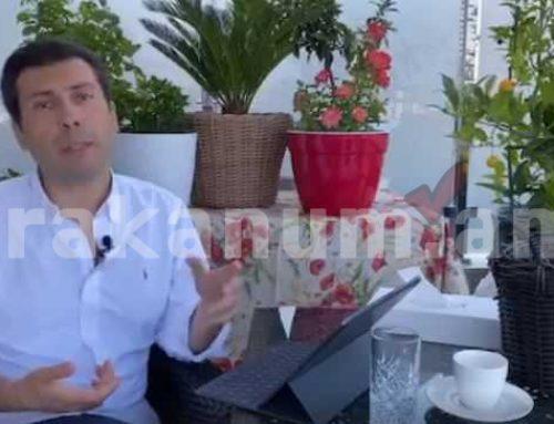 Միքայել Մինասյանը շարունակում է պատասխանել օգտատերերի հարցերին (տեսանյութ)