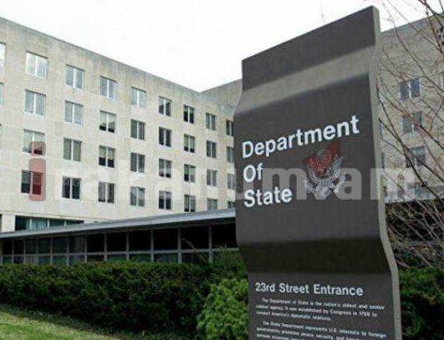 Վաշինգտոնը կոչ է արել Բաքվին դադարեցնել ընդդիմախոսների բռնաճնշումները