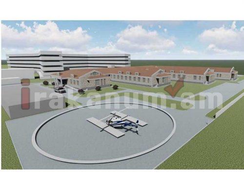 Մարտունու բժշկական կենտրոնի կառուցման շինարարական աշխատանքների մեկնարկը տրված է