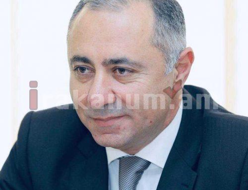 Ես 2006 թվականից անդամակցում եմ «Բարգավաճ Հայաստան» կուսակցությանը և իմ համախոհների կողքին եմ լինելու միշտ
