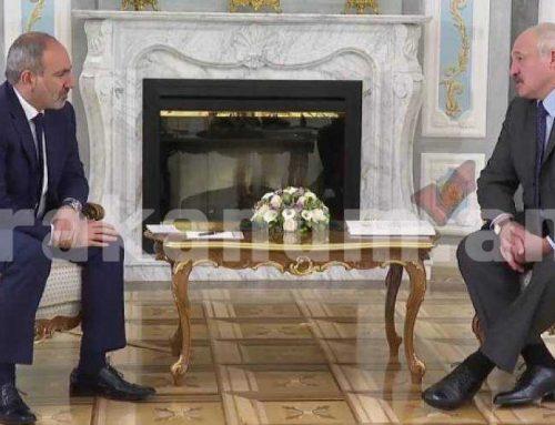 Վարչապետ Փաշինյանը Լուկաշենկոյի հետ հանդիպումից հետո կորոնավիրուսի թեստ հանձնե՞լ է. պարզաբանում է խոսնակը