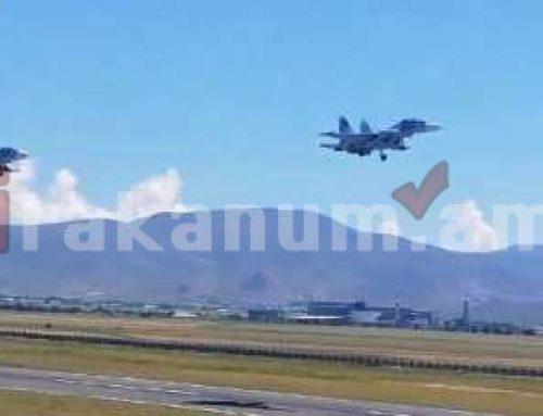 «Սու-30CM»-ները դուրս են գալիս մարտական հերթապահության՝ ապահովելու ՀՀ օդային սահմանների անձեռնմխելիությունը.Փաշինյանը տեսանյութ է հրապարակել